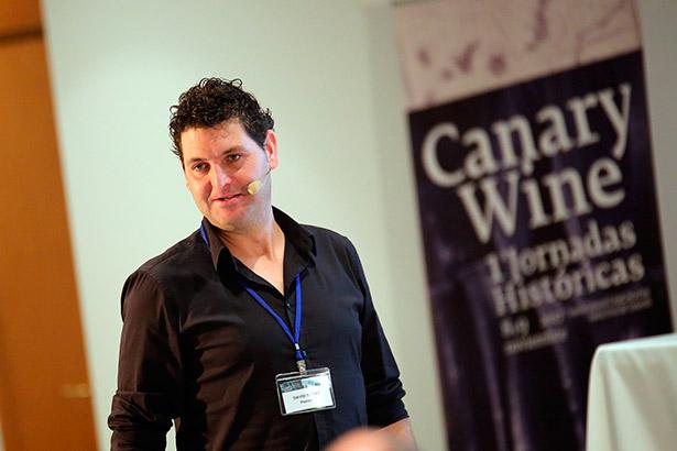 David Seijas, ex sumiller de El Bulli, dirigió una cata de vinos históricos