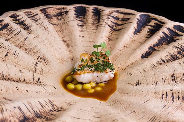 Cazuela de pescado del chef Braulio Simancas