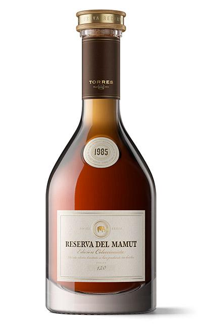 Botella de Reserva del Mamut