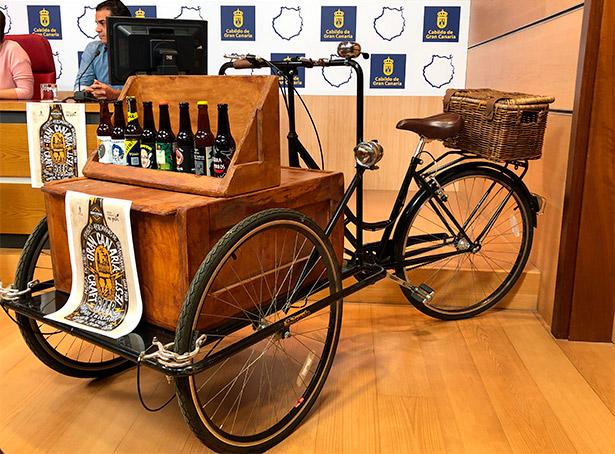 Las marcas grancanarias Jaira, Vagamundo, Fiera, Viva, Galotia y Canbrew expondrán sus mejores cervezas