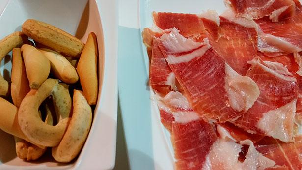 Un taller de corte de jamón, entre las actividades previstas | Foto: J.L.C: