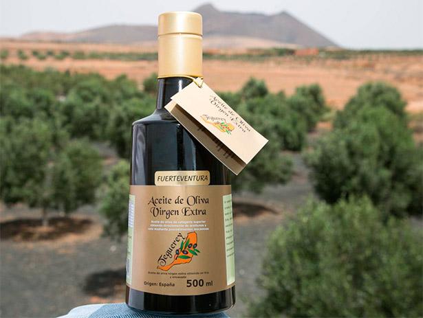 El aceite Teguerey ha sido elegido el mejor de Canarias | Foto: agroaldea.es