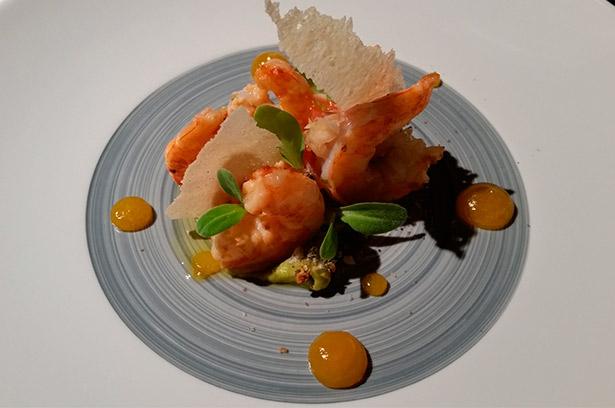Uno de los platos elaborados en La Brasserie | Foto: J.L.C.