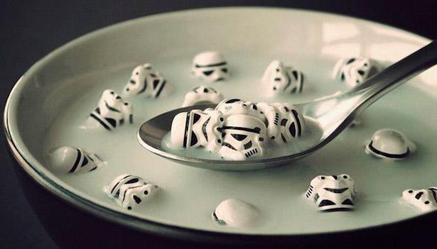 'Sopa' de Star Wars | Foto: cocinadaily.com