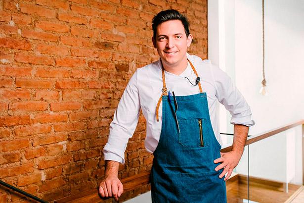 Aberl Fernández, chef de Compartir QBA