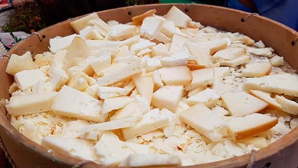 Más de 20 queserías del Norte de Gran Canaria son visitables, previa cita | Foto: J.L.C.