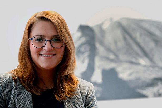 La historiadora Judit Gutiérrez de Armas ha indagado en los documentos de la Casa Condal de Siete Fuentes | Foto: EFE/ Cristóbal García