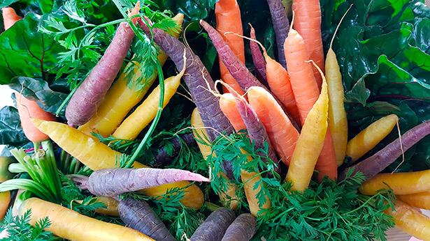 Los responsables del estudio han vinculado los datos con el aumento del consumo vegano, vegetariano y flexitariano   Foto: J.L.C.