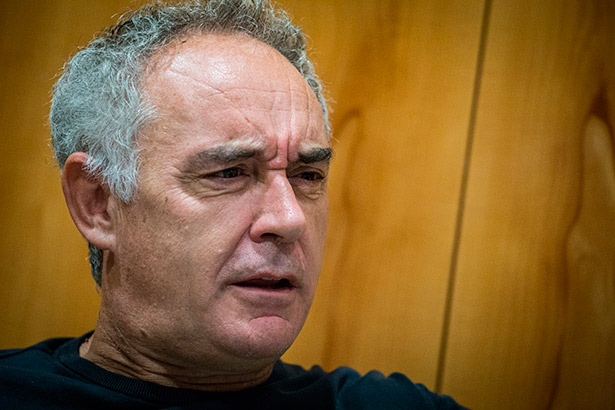 Ferran Adrià   Foto: A.G.