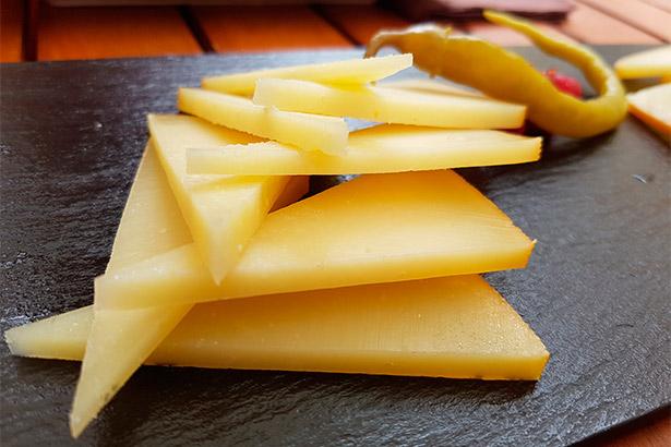 El queso será el protagonista de la feria | Foto: J.L.C.