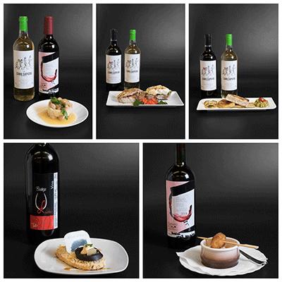 La tapa más el vaso de vino tendrá un precio de 3 euros