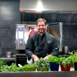 Omar Perez Bedia, en su cocina | Foto: J.L.C.