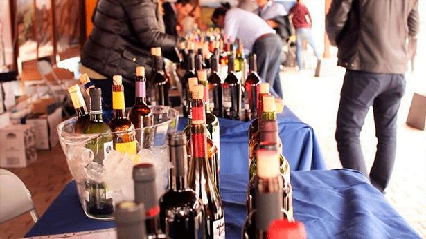 El Mercadillo acoge una muestra de vinos y tapas de Tegueste