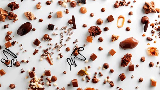 Anarquía de chocolate, de Jordi Roca | Foto: cacao-barry.com