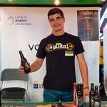 Agüita es una cerveza artesanal que se elabora en la capital tinerfeña  Foto: abocados.es