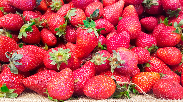 Fresas de Valsequillo | Foto: abocados.es