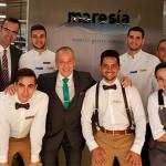 El equipo de Maresía | Foto: José L. Conde
