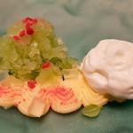 Pepino con yogur y rosas | Foto: José L. Conde