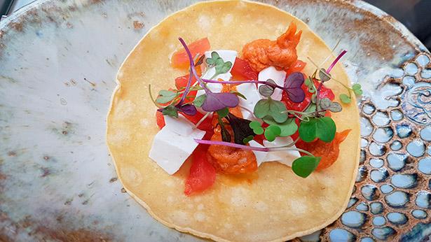 Una de las tapas elaboradas por cocinoeros de Gran Canaria en Madrid Fusión   Foto: abocados.es