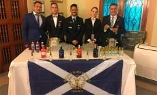 Los barman tinerfeños arrasaron en Segovia