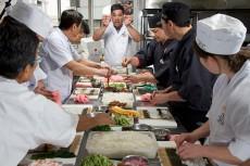 Nagoya Sushi School de Japón, en Gran Canaria