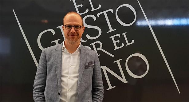 Andreas Kubach, Master of Wine y director de Península Vinicultores | Foto: José L. Conde