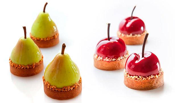 La fruta es una de las pasiones de Grolet | Foto: Pierre Monetta
