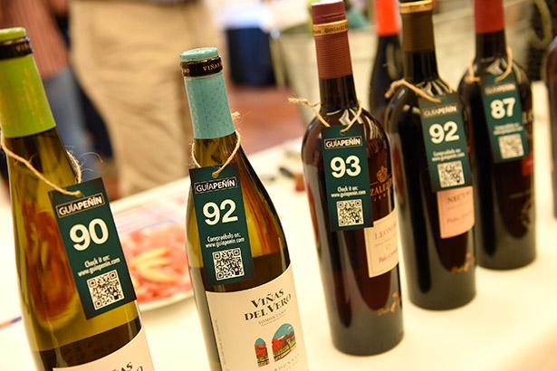 Un total de 15 bodegas canarias y otras 46 peninsulares mostraron las últimas novedades del sector vitivinícola   Foto: Sergio Ménez