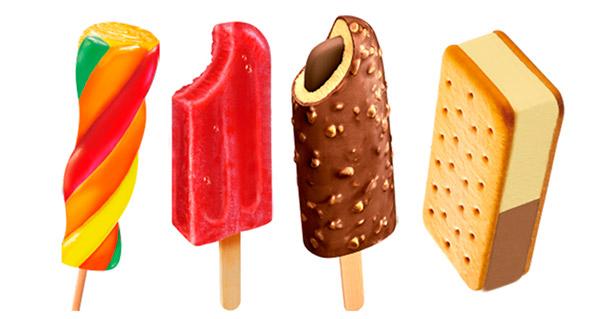 Helados de Ice Cream Factory Comaker