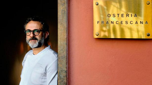"""""""Osteria Franciscana"""", del cocinero Massimo Bottura, en Módena (Italia) ha sido reconocido como el mejor del mundo"""