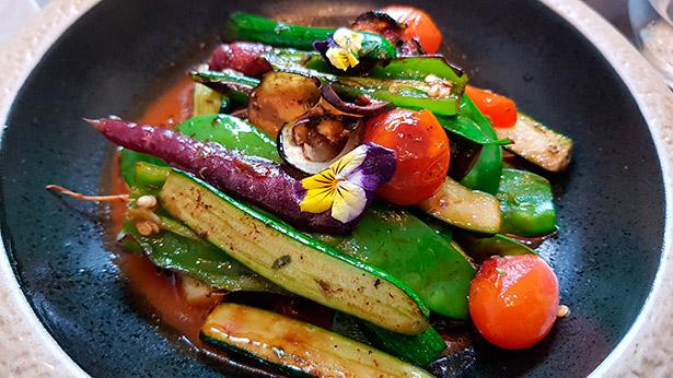 Más frutas y verduras, y menos ultraprocesados, claves para comer bien| Foto: J.L. Conde