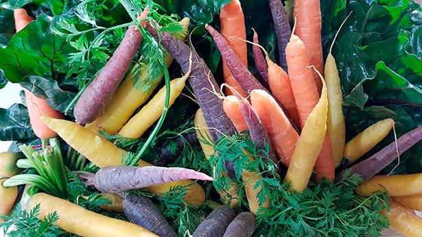 Si nuestra dieta consistiera únicamente en vegetales reduciríamos las emisiones generadas por la producción de alimentos en hasta un 73%   Foto: abocados.es