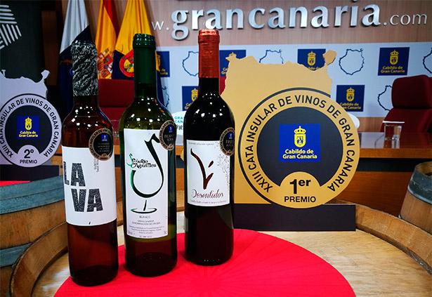Los vinos galardonados on los primeros premios