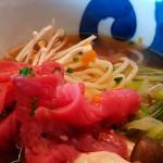 Sukiyaky de solomillo gallego | Foto: J.L. Conde