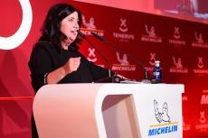 Mayte Carreño, directora comercial de Michelin Travel Partner España y Portugal | Foto: Sergio Méndez