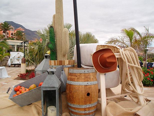 Un pícnic al estilo americano dará la bienvenida a las vacaciones de verano en el hotel Bahía del Duque