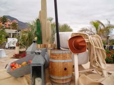 Pícnic al estilo americano para dar la bienvenida a las vacaciones de verano en el Bahía del Duque