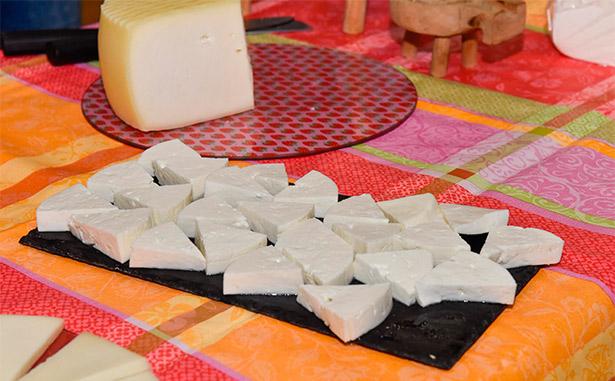 Gran Canaria produce 1.000 toneladas de queso artesano al año