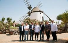 Susi Díaz fue la invitada del programa en Fuerteventura