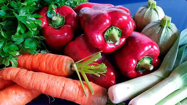 La comercialización de frutas y hortalizas en comercio interior ha aumentado un 15,16% en Canarias   Foto: J.L. Conde