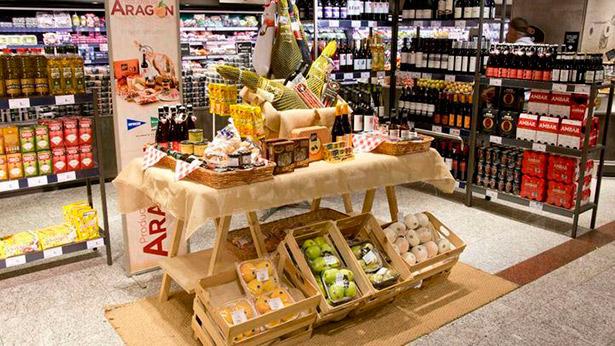 Productos de Aragón | Foto: Madridiario