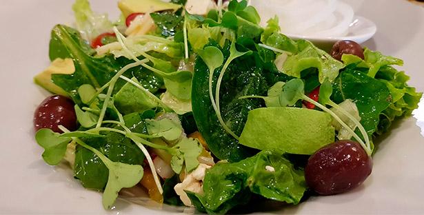 Los platos vegetarianos han aumentado un 29% y los veganos un 80% | Foto: J.L. Conde