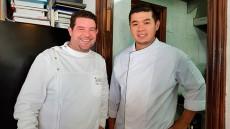 Carlos Villar y Tadashi Tagami | Foto: J. L. Conde