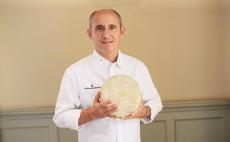 El chef catalán Paco Pérez, durante la grabación de El chef viajero