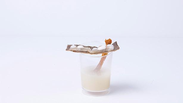 El plato elaborado por Germán Martitegui en Gastronomika | Foto: Coconut