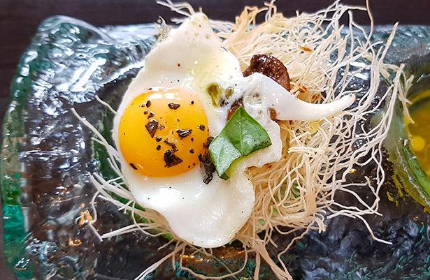 24 huevos en cinco minutos, récord del Concurso Internacional de Huevos Fritos | Foto: J. L Conde
