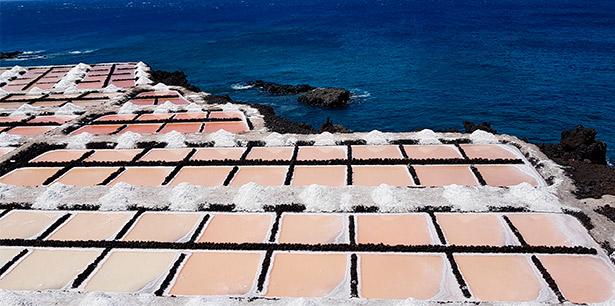 Salinas de Fuencaliente, en La Palma | Foto: J. L. Conde