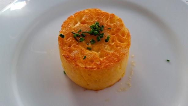 Tortilla de papas del restaurante El Aguarde | Foto: J.L. Conde