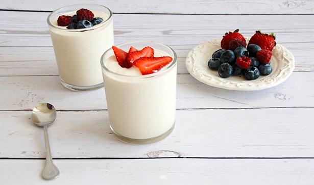 El sector del yogur ha lanzado una campaña para reforzar su imagen como alimento saludable | Foto: cucumberry.life