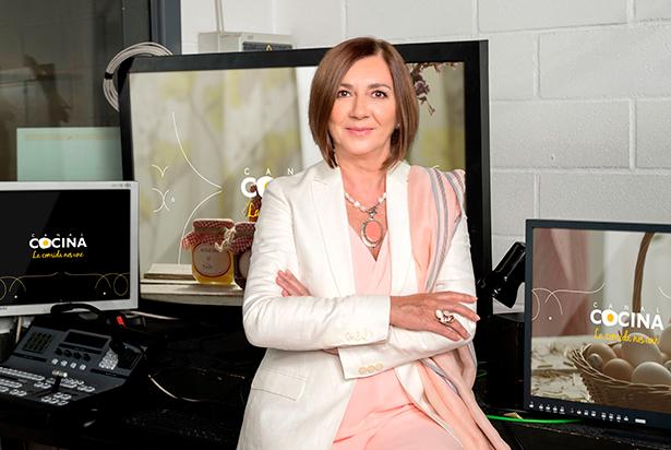 Mandi Ciriza, directora de Canal Cocina